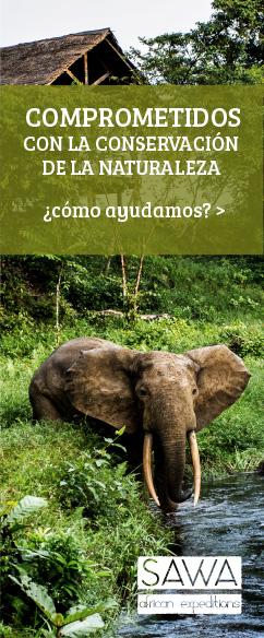 Sawa Expeditions. Comprometidos con la conservación de la naturalez