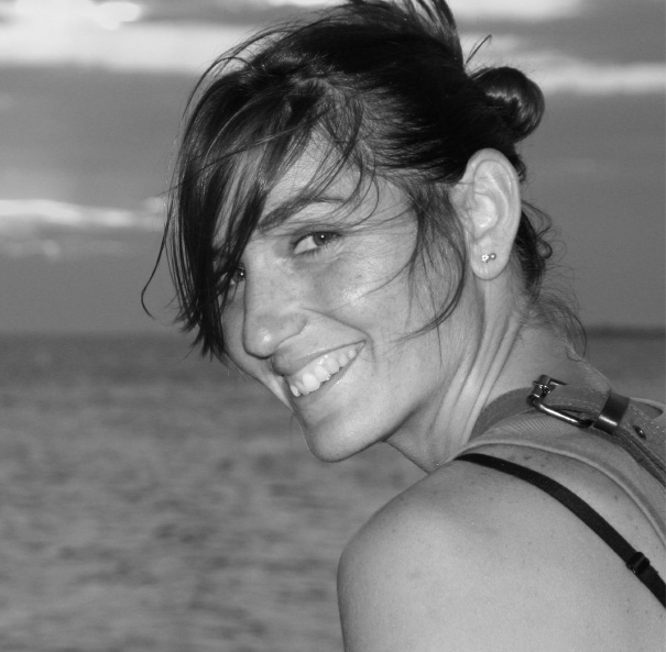 Laura Esteban. Directora de Sawa Expeditions