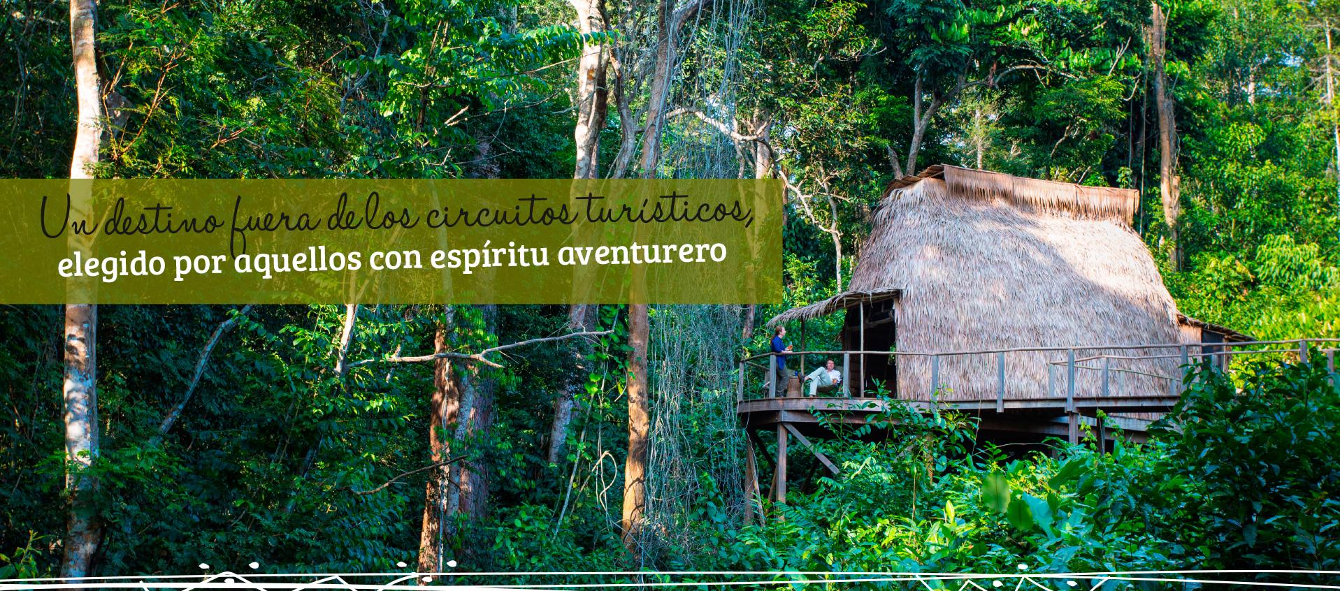 Un destino fuera de los circuito turísticos, elegido por aquellos con espíritu aventurero.