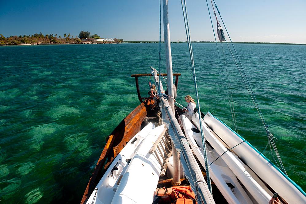 Itinerario. Mozambique. Día 4 y 5