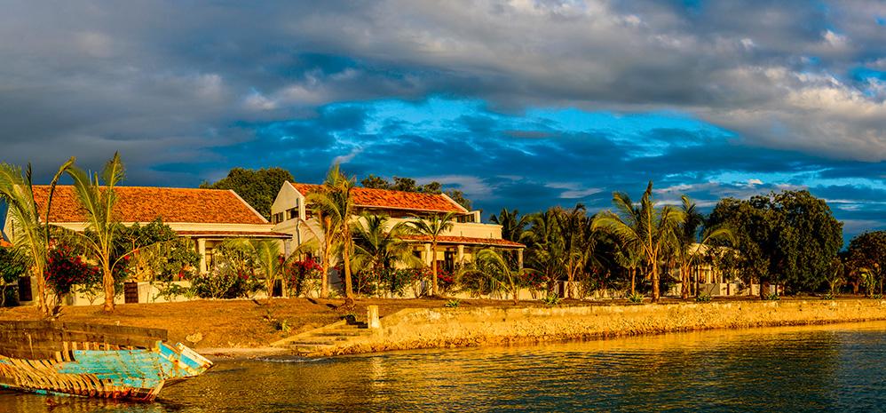 Itinerario. Mozambique. Día 6