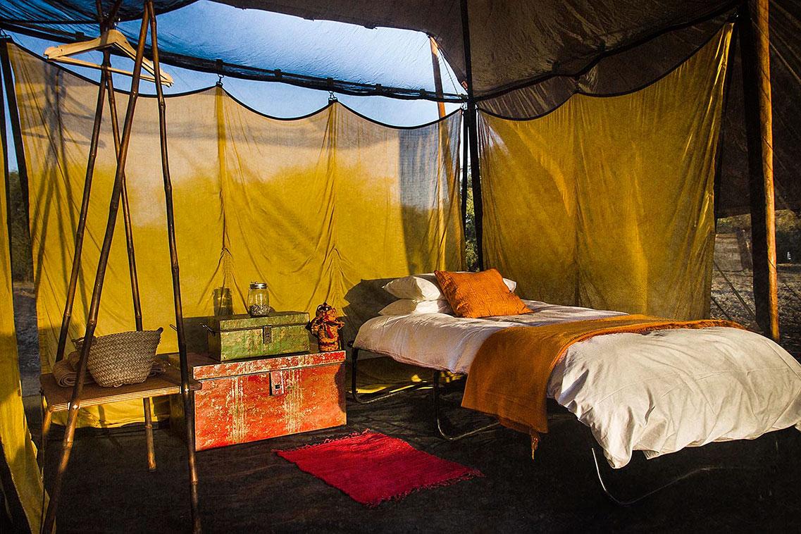 Camp Nomade. Sawa expeditions