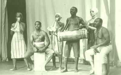 El cajón Flamenco y sus orígenes africanos