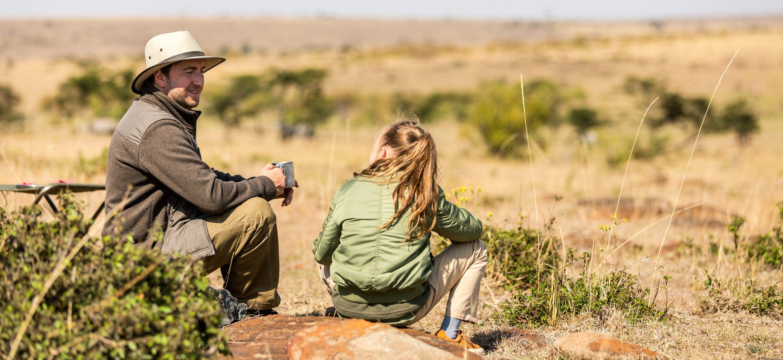 El Kalahari: el desierto con mayor diversidad de especies en el mundo!