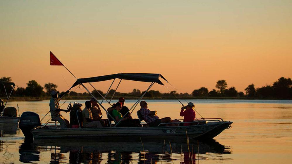 imagen itinerario Botswana 03 - Sawa Expeditions
