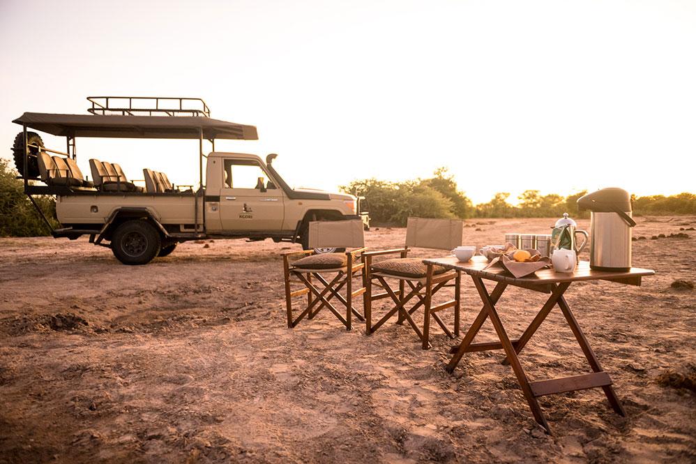 imagen itinerario Botswana 05 - Sawa Expeditions