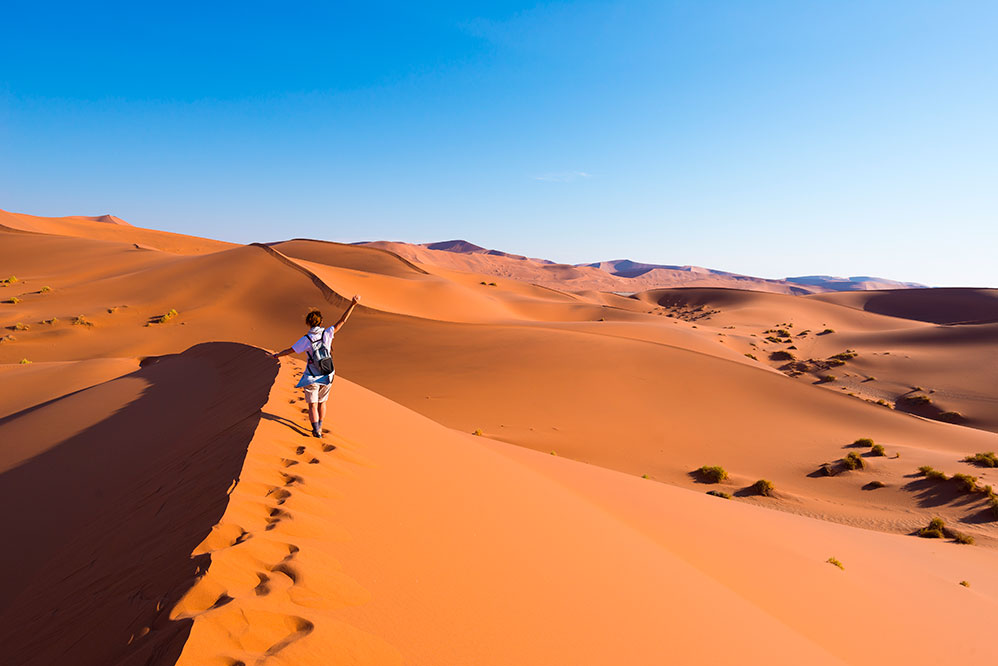Namibia. Sawa expeditions