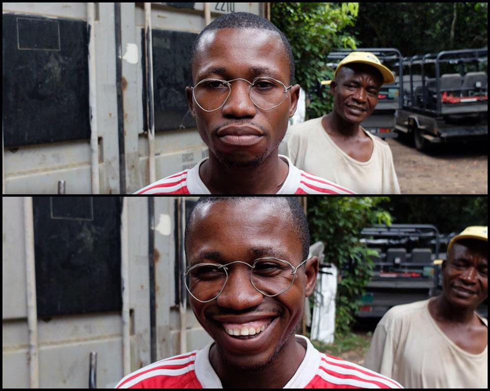 Serge: parte de mi equipo en Lango | sawa-expeditions